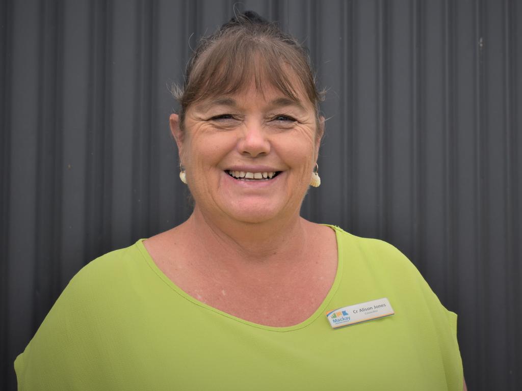 Mackay Regional Councillor Alison Jones. Picture: Heidi Petith