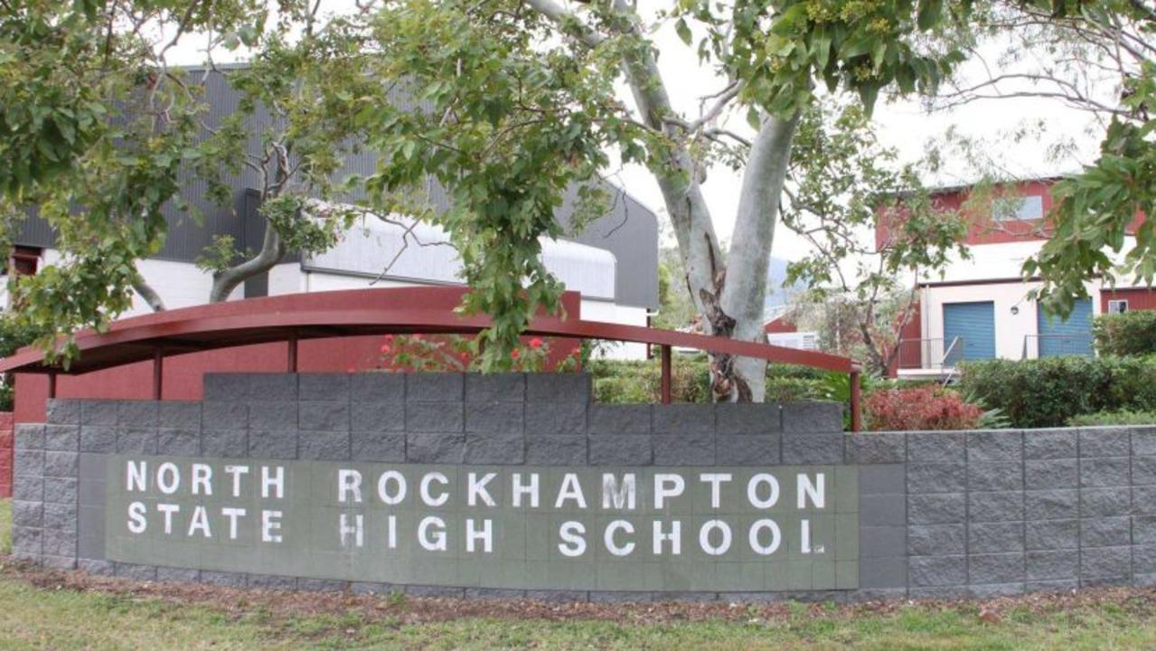 North Rockhampton State High School.