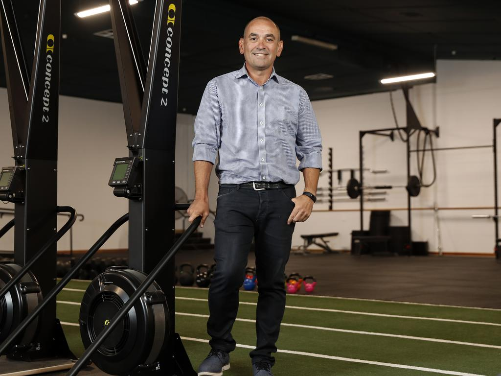 Thrive Medical Centre physiotherapist Darren Leo who has just moved back to Broken Hill from Sydney. Picture: Jonathan Ng