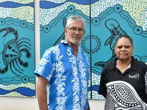 New art murals acknowledge first nations people