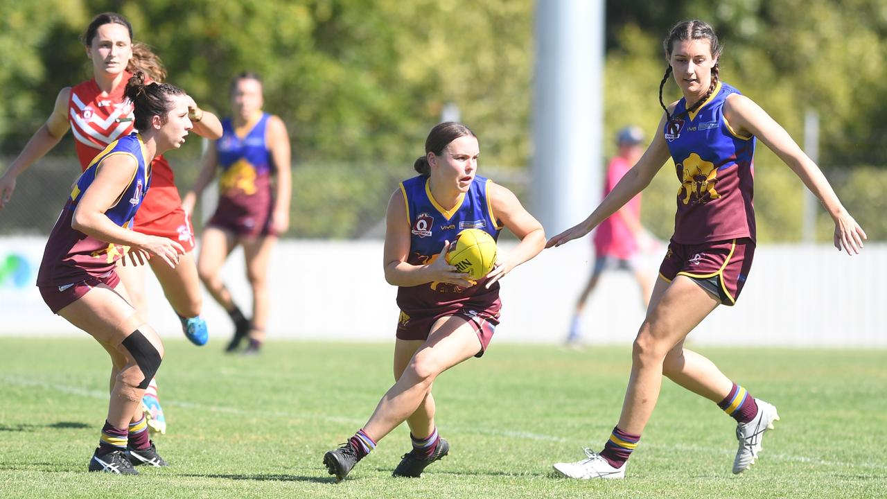 Bree Grentell will captain the Glenmore Bullettes this season, and will be looking for a strong performance in Saturday's CQ Challenge Cup in Mackay.