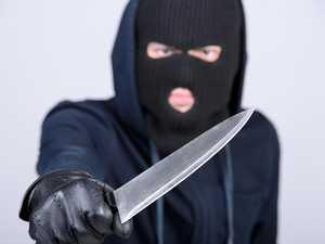 'I will cut your throat': Teen's terrifying holdup revealed