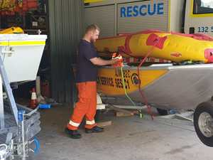 SES deployed south to 'help mates' through floods and rain