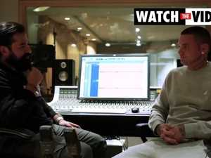 Kerser reveals the song he 'cried while writing'