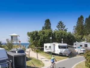 Coast holiday parks fill ahead of Easter holidays