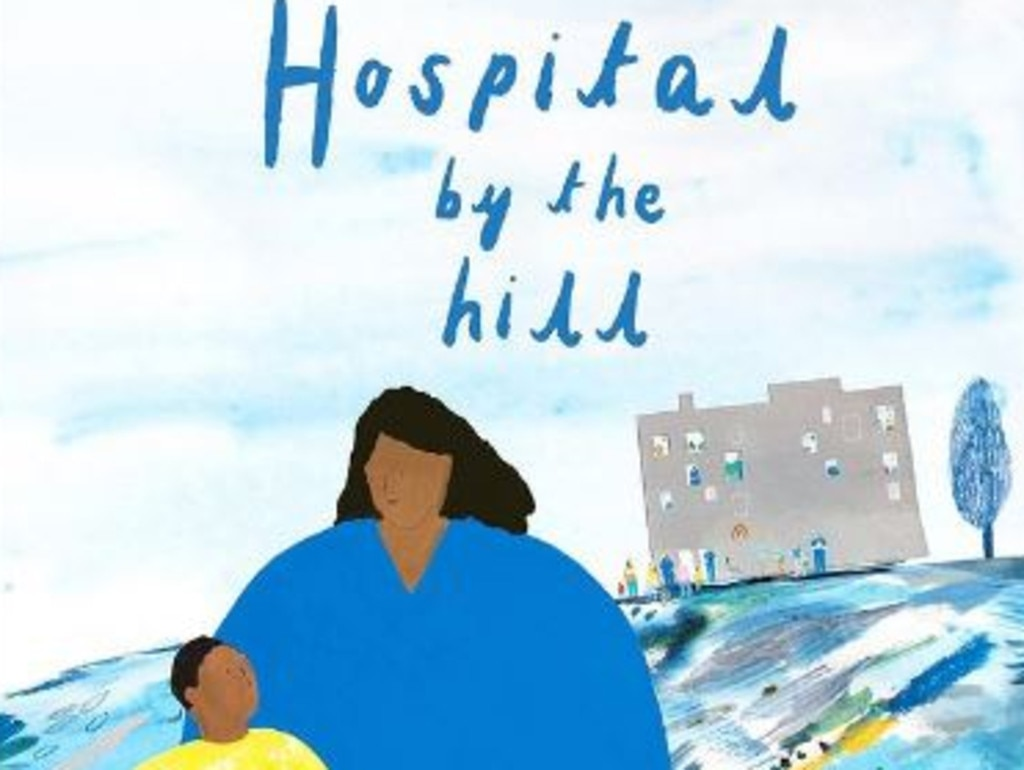 Hospital by the Hill by Chris Connaughton.