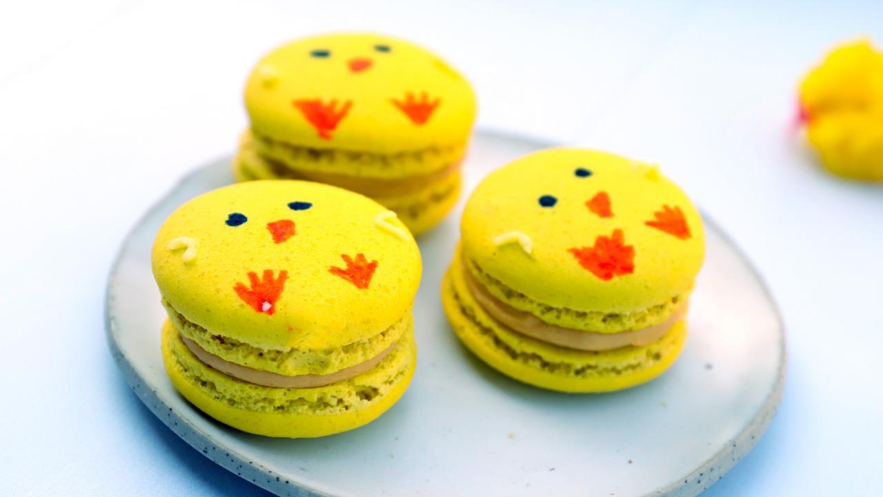 Macaron and Me's vegan macarons. Picture: Jenifer Jagielski