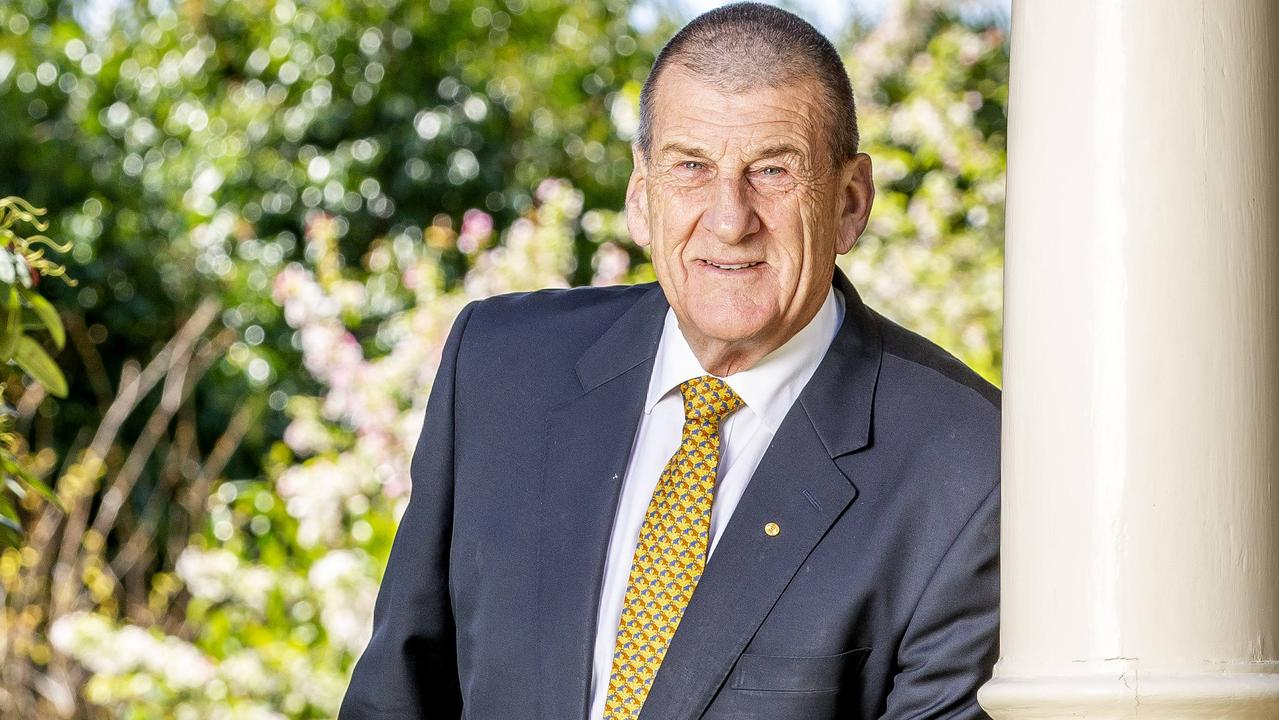 Jeff Kennett's bid to become Victorian Liberal Party president will be decided next week.