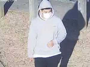CCTV clue in sex attacker hunt