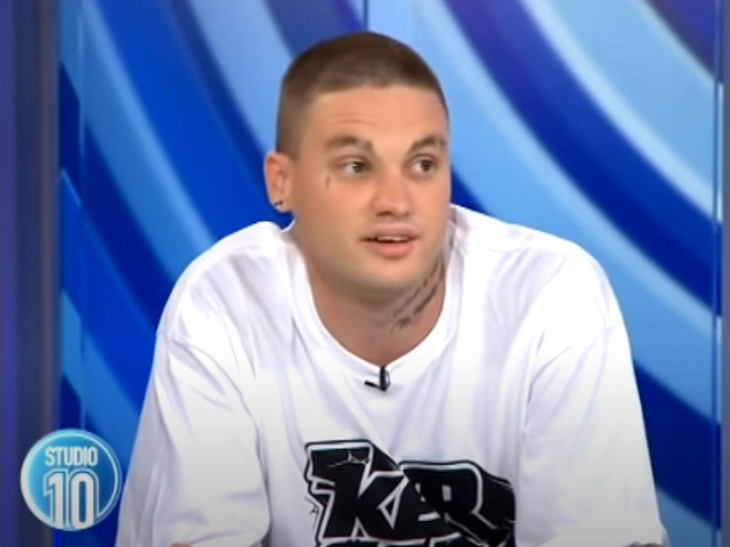 The interview is one of the first since Kerser was forced to defend other rappers' lyrics after appearing on Studio 10. He didn't even get a chance to promote his upcoming album.