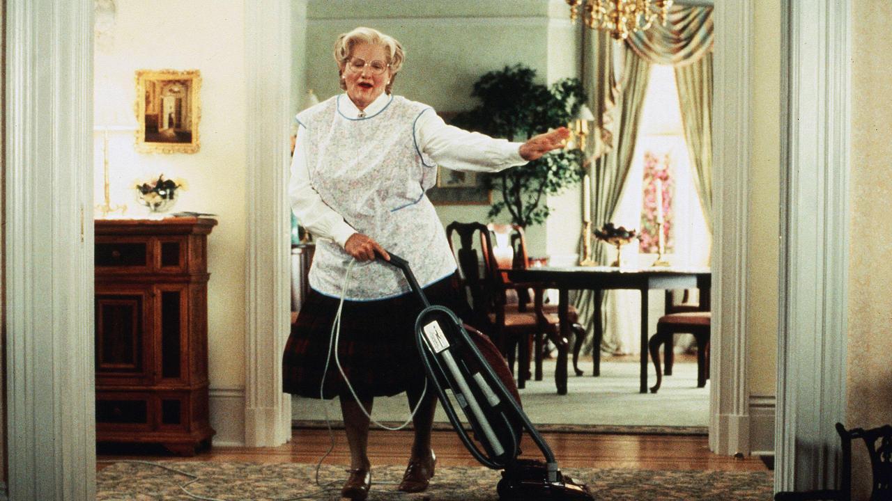 Mrs Doubtfire.