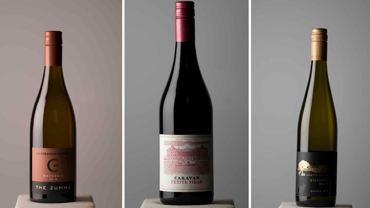 Crittenden Estate Mornington Peninsula 'The Zumma', Quarisa Wines Caravan