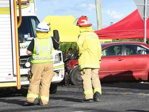 Toowoomba investigators probe cause of horror crash
