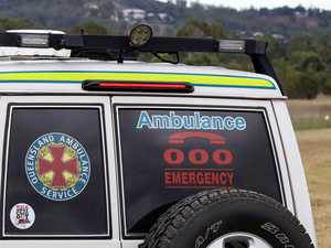 Rider hospitalised after South Burnett motorcycle crash