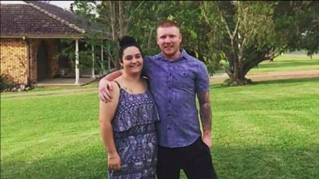 Sarah and Joshua were set to get married yesterday. Picture: GoFundMe