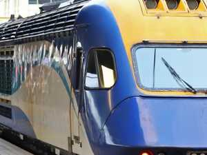 Bad weather causes havoc to XPT service