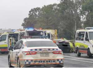 UPDATE: Two critical, one seriously injured in Tiaro crash