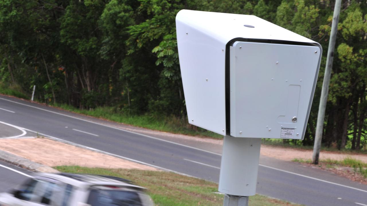 Point-to-point speed cameras will be rolled out to new sites. Picture: Iain Curry / Sunshine Coast Daily