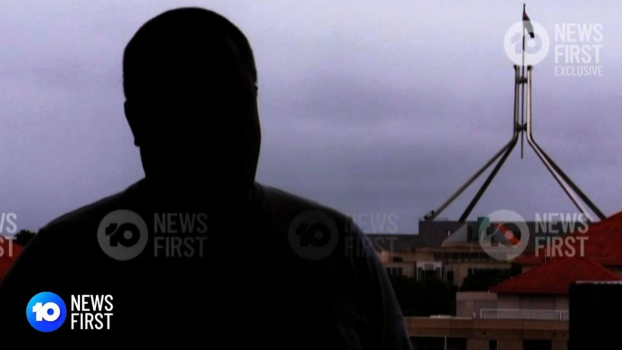 A Canberra insider has revealed the extent of men behaving badly and denigrating women inside Parliament House. Picture: 10 News