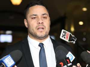 Bloody video that brought down Hayne
