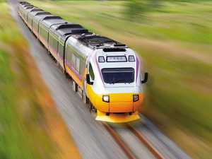 Heavy rail to Coast airport 'within three years'