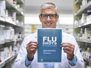 Secret behind flu jab boost