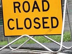 HAZARD: Truck leaks hydraulic fluid on Ballina Shire road