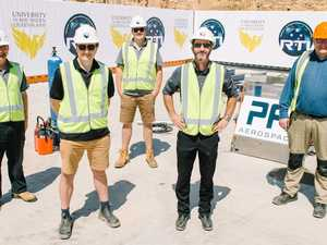 USQ helps launch first private rocket test site in Australia