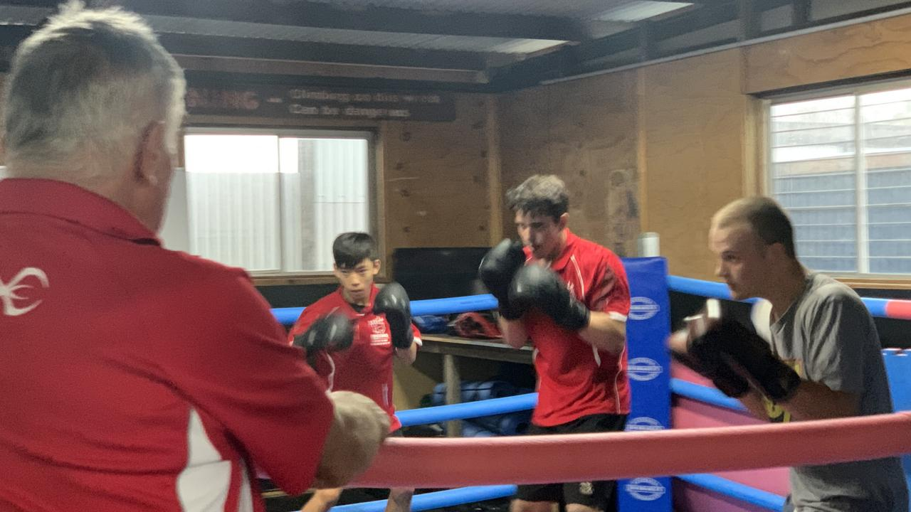 BOXING: Tony Phan, Kurt Robinson and Max Blanch from the Attila Boxing Academy will travel to Brisbane for their chance at victory in the Novice Titles.