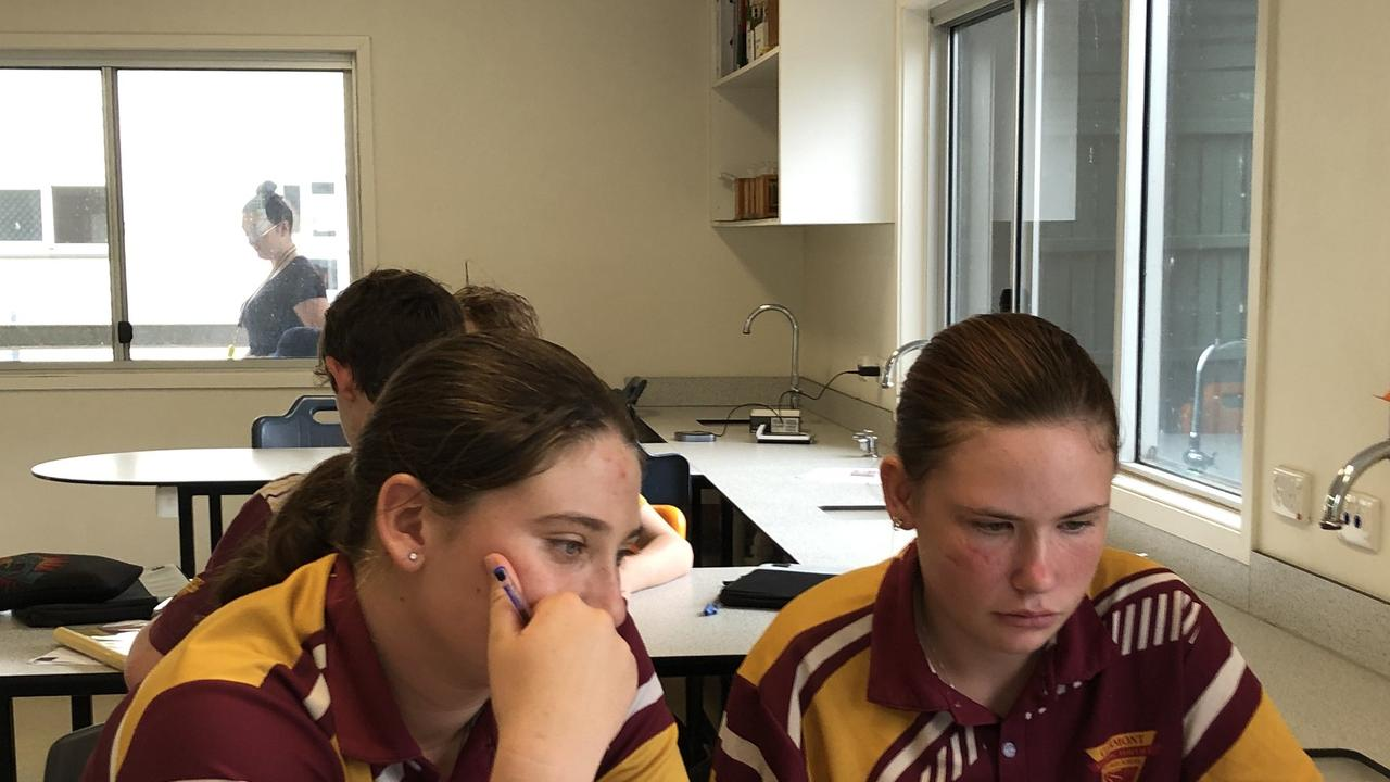 "Clermont State High School Year 8 students took part in the ""Energy: The Inside Story"" workshop on March 17, hosted by Queensland Minerals and Energy Academy to give students an inside look at the Australian energy market."