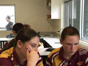 Clermont students expand knowledge on QLD's future energy mix
