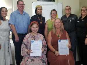 'I love what I do': Social services graduates celebrate in Rocky