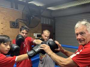 GLOVES ARE ON: The Bundy youngsters eager for upcoming bout