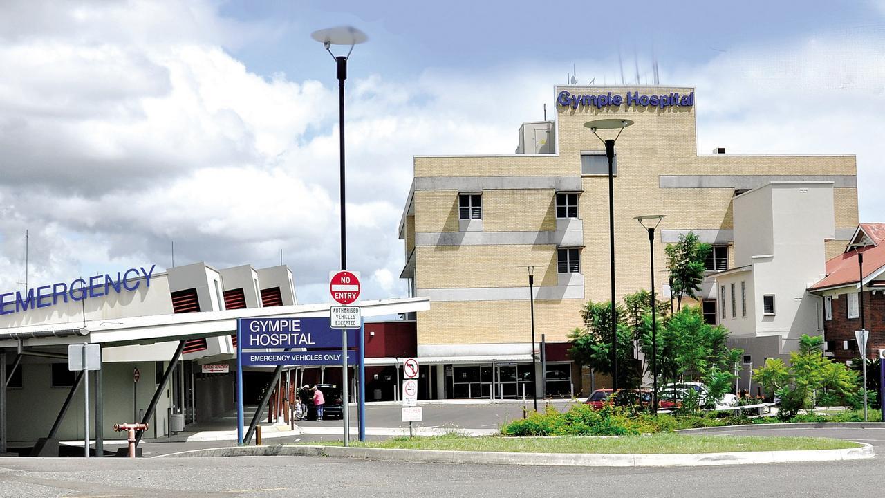 Gympie Hospital. Attribution: Sunshine Coast Hospital and Health Service