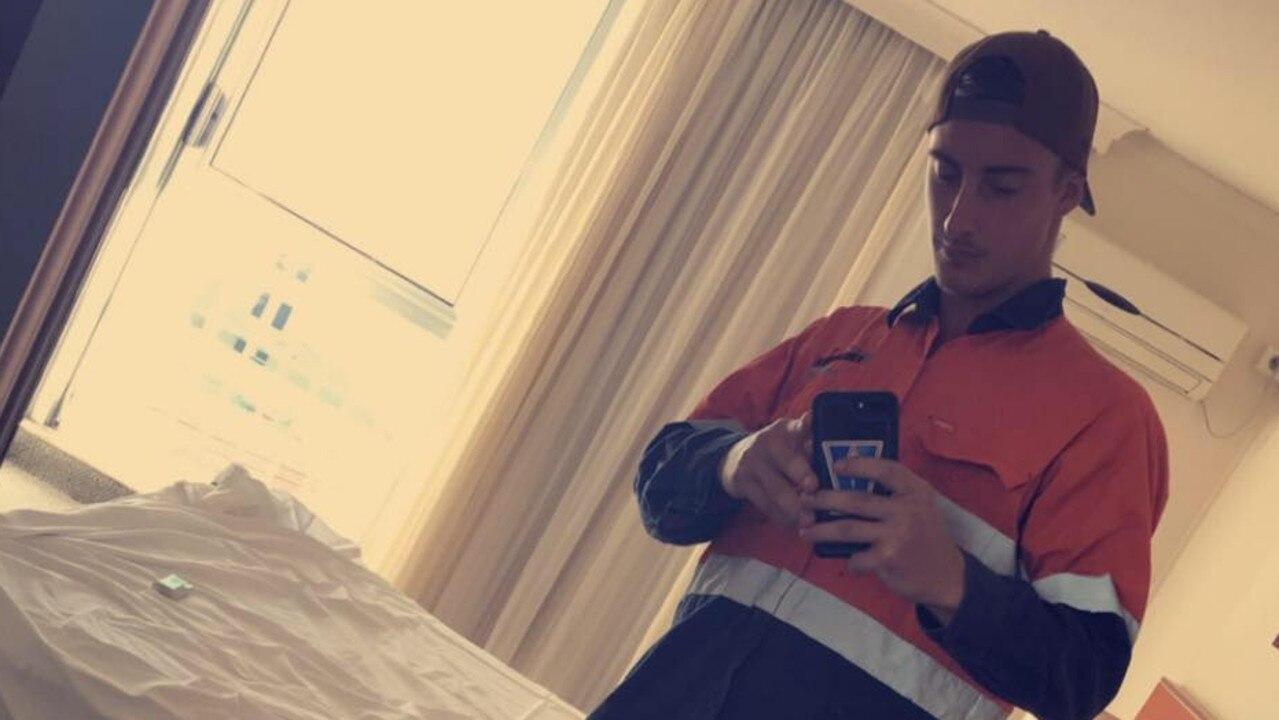 James Matthew Dalpastro-Henttonen appeared in Biloela Magistrates Court for a speeding offence.