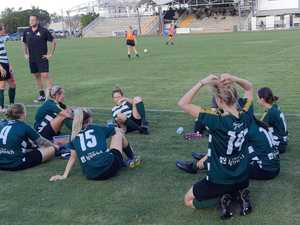 Frustration for Pride men as women secure valuable draw