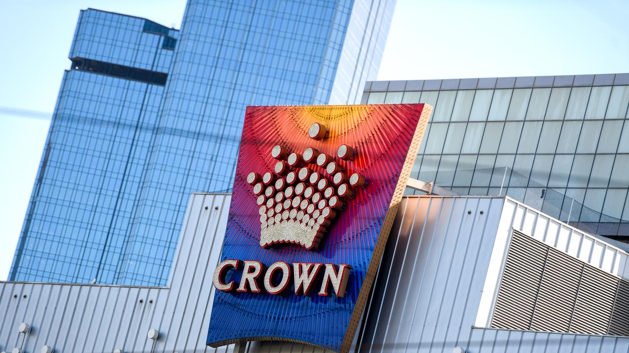 An $8bn takeover bid has been lobbed at Crown Resorts. Picture: NCA NewsWire/Penny Stephens