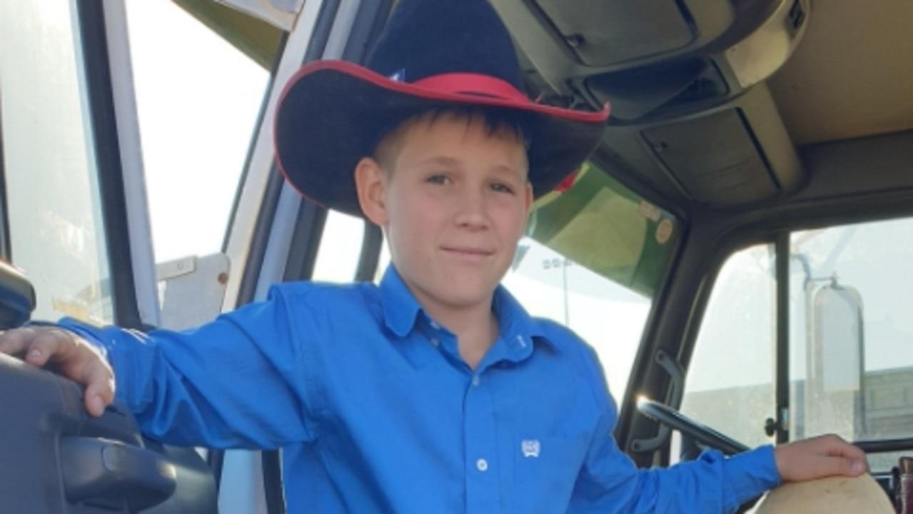 Will Murdoch loved farm life.