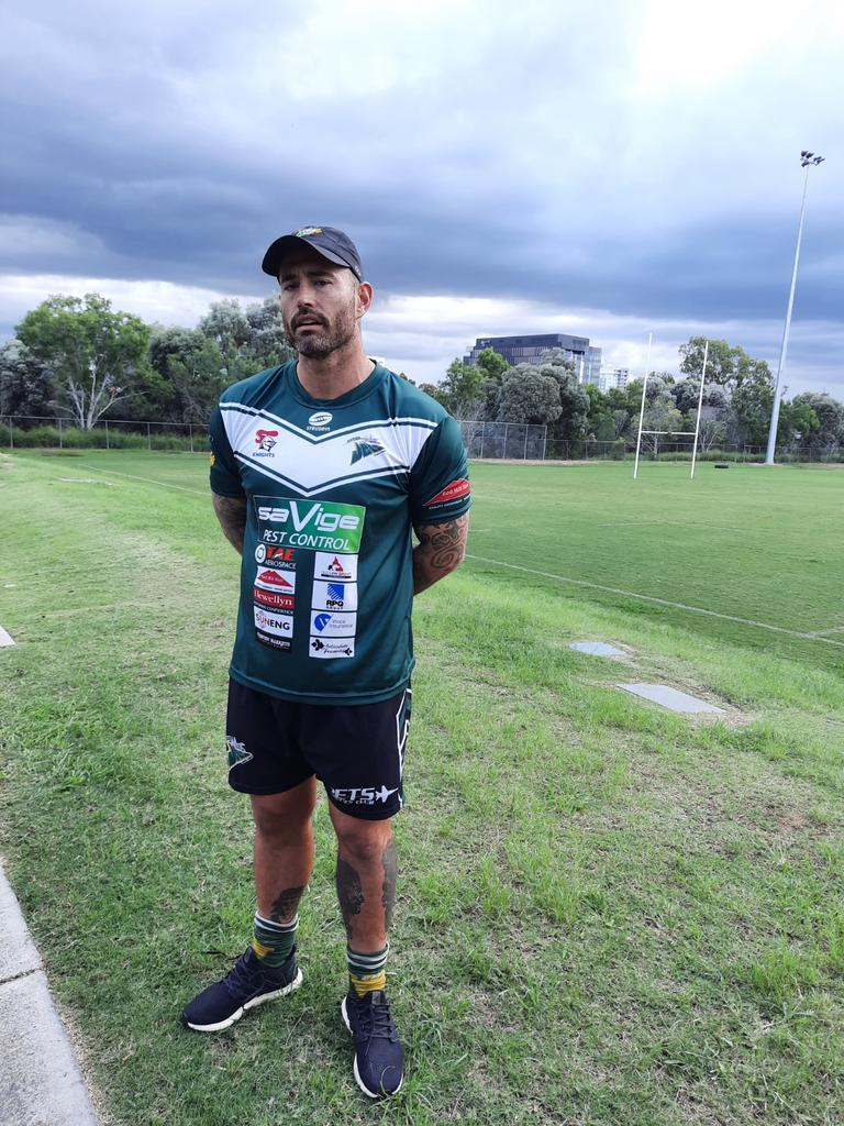 Ipswich Jets captain Nat Neale. Picture: David Lems