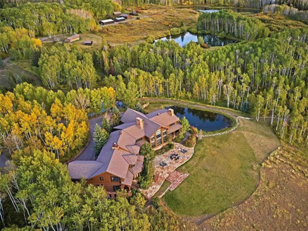 The Colorado property sits on 11,900 acres. Picture: realtor.com