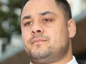 Jarryd Hayne's private calls after sex assault revealed
