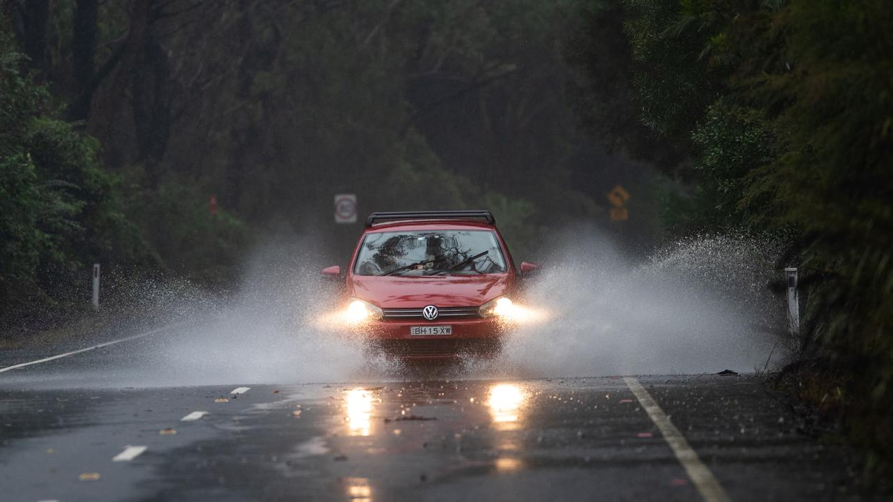 A BOM meteorologist said the current weather event has seen rain across a large area of Northern NSW, with some pockets picking up some extra heavy falls.