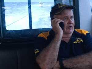 Skipper celebrates 70th birthday with daring rescue