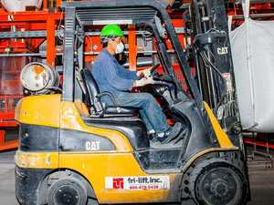 Business hit with $35k fine after forklift breaks man's legs
