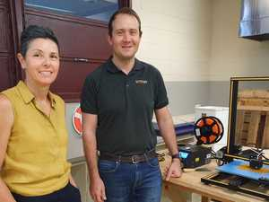 How a 3D printer is creating new opportunities in Mackay