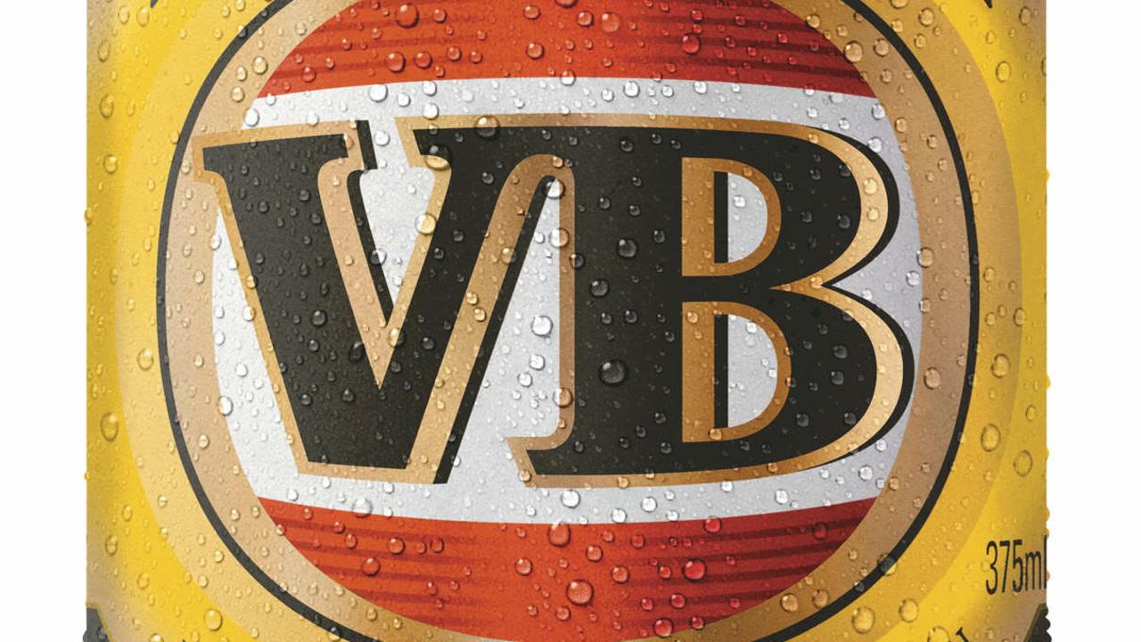 VB Stubbies were among the items Jones bought with the card.