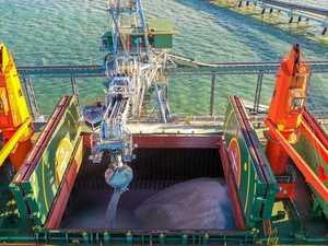 MILESTONE: Terminal exports 50,000 tonne shipment