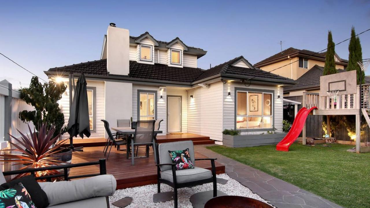 The pad a prime-time tradie created in between seasons has hit the market.