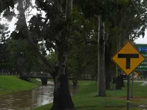 UPDATE: Flood warning for Laidley Creek, Forest Hill areas