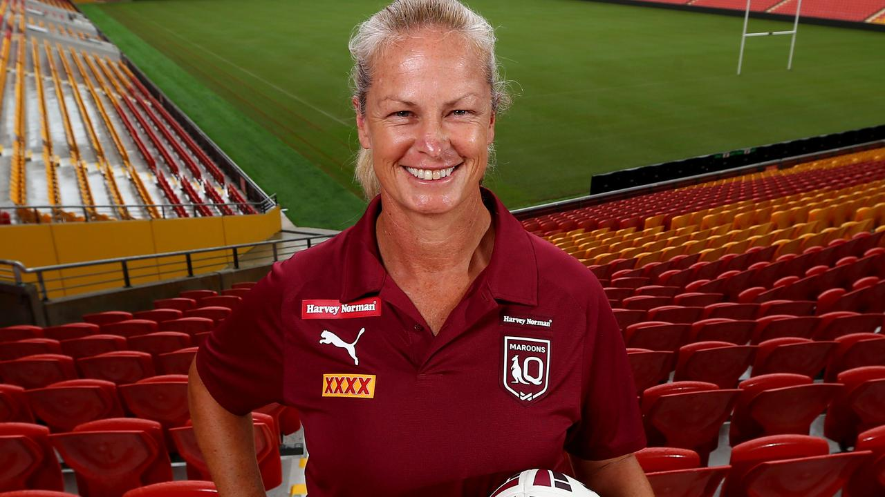 "Norris says she was aiming to ""poke the bear"" to continue Queensland's recent success."
